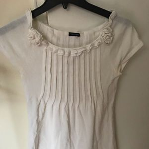 Magashoni White spring/summer top